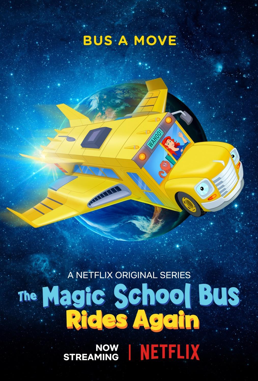 The Magic School Bus Rides Again Tv Series 2017 Imdb