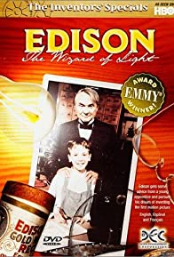 Primary photo for Edison: The Wizard of Light