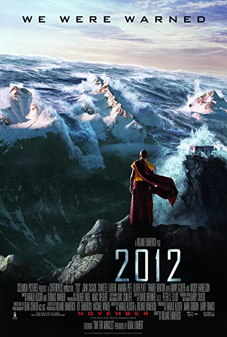 [PG-13] 2012 (2009) Dual Audio Blu-Ray - 480P   720P - x264 - 500MB   1.4GB - Download & Watch Online  Movie Poster - mlsbd