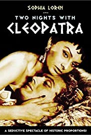 Due notti con Cleopatra Poster