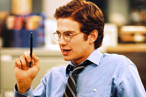 Hayden Christensen in Shattered Glass (2003)