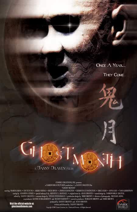 Ghost Month (2009) Hindi Dubbed