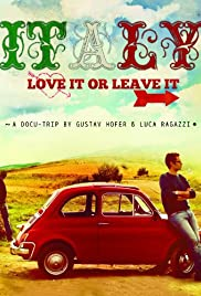 Italy: Love It, or Leave It Poster