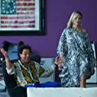 Cameron Diaz and Javier Bardem in The Counselor (2013)