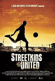 Street Kids United Poster