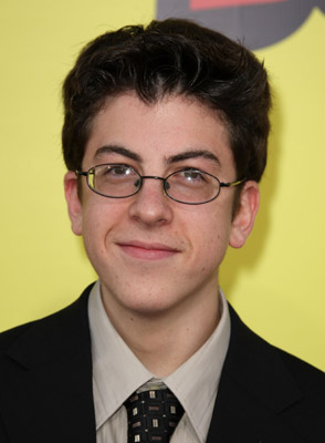Christopher Mintz-Plasse at an event for Superbad (2007)