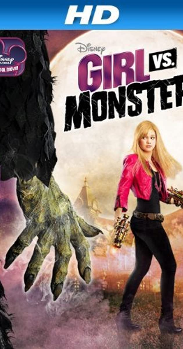 Girl Vs Monster Myra