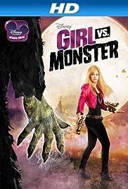 Girl Vs. Monster(2012) Poster - Movie Forum, Cast, Reviews