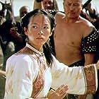 Ziyi Zhang in Wo hu cang long (2000)