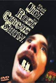 The Jim Rose Circus Sideshow Poster