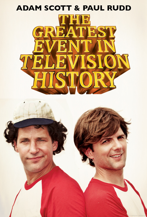 The Greatest Event in Television History (2012)