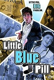 Official Little Blue Pill Poster