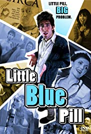 Little Blue Pill Poster