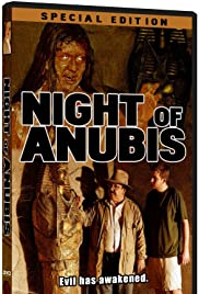 Night of Anubis Poster