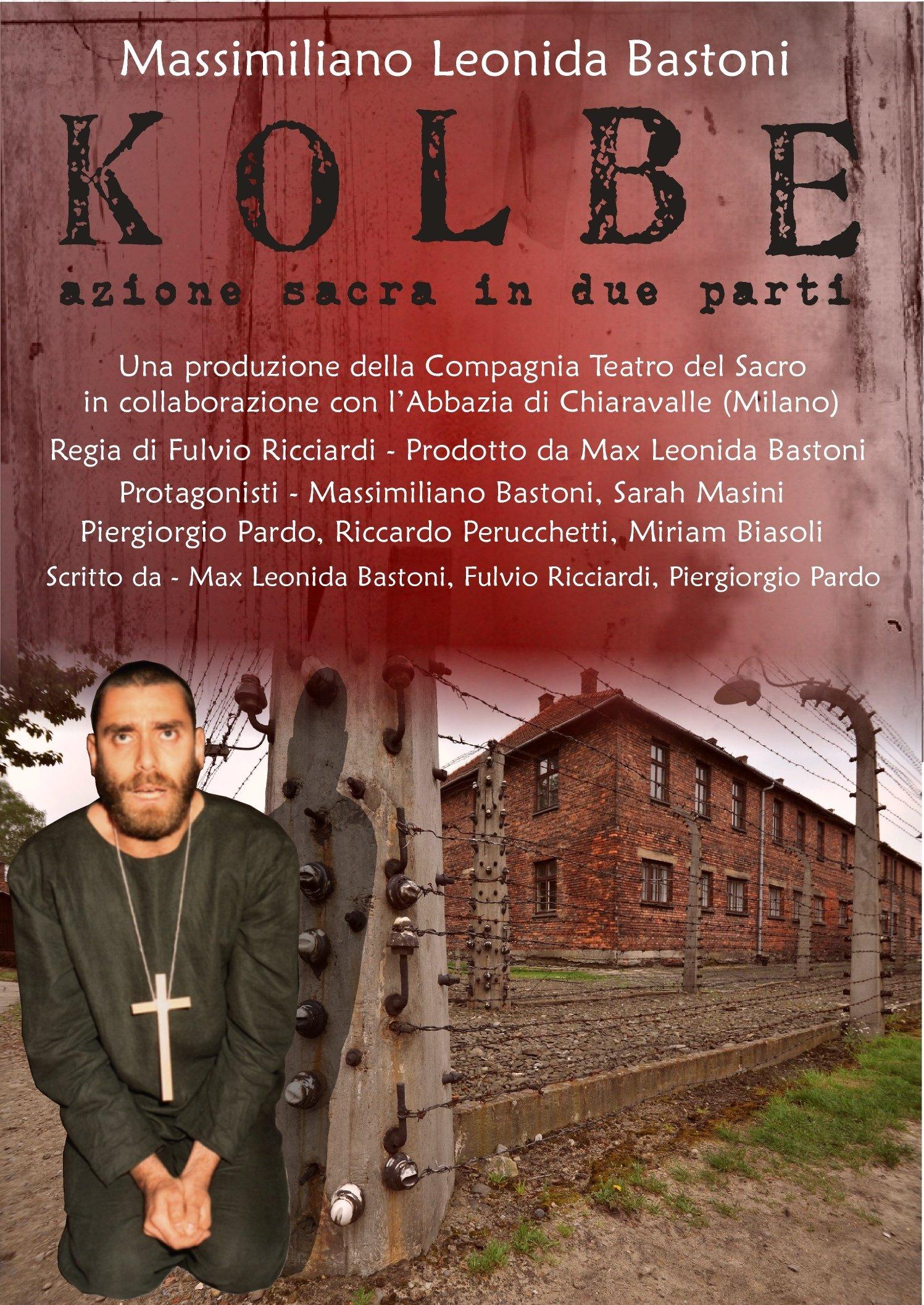 Max Leonida in Kolbe, azione sacra in due parti (1995)
