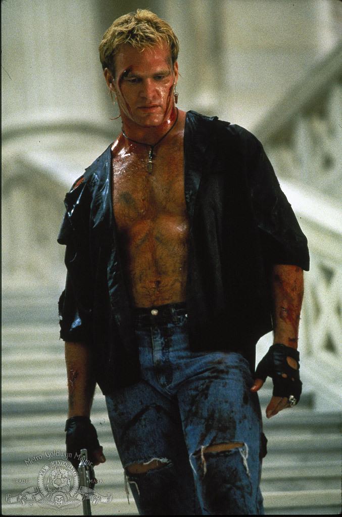 Brian Bosworth in Stone Cold (1991)