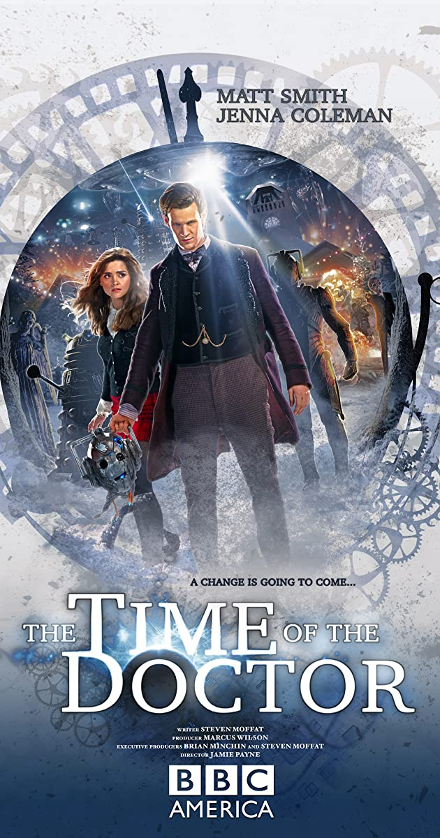 """Doctor Who"" The Time Of The Doctor (TV Episode 2013)"