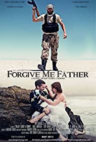 Lee O'Brian, Aaron Faris, Andrea Walker, and Toby Denver Clark in Forgive Me Father (2015)