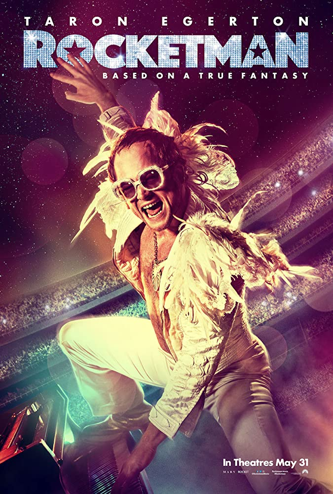 Rocketman (2019) HD CAM