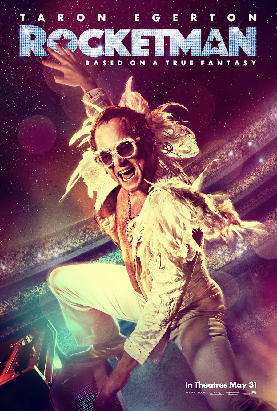 Rocketman (2019) BluRay 720p & 1080p
