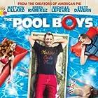 Matthew Lillard, Rachelle Lefevre, and Brett Davern in The Pool Boys (2009)