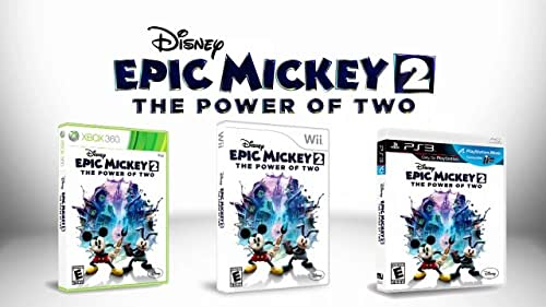 The Story of Epic Mickey 2