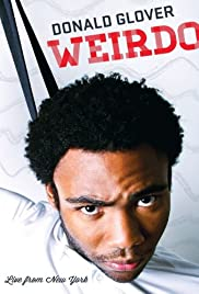 Donald Glover: Weirdo Poster