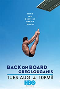 Primary photo for Back on Board: Greg Louganis