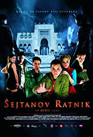 Shaitan's Warrior Poster