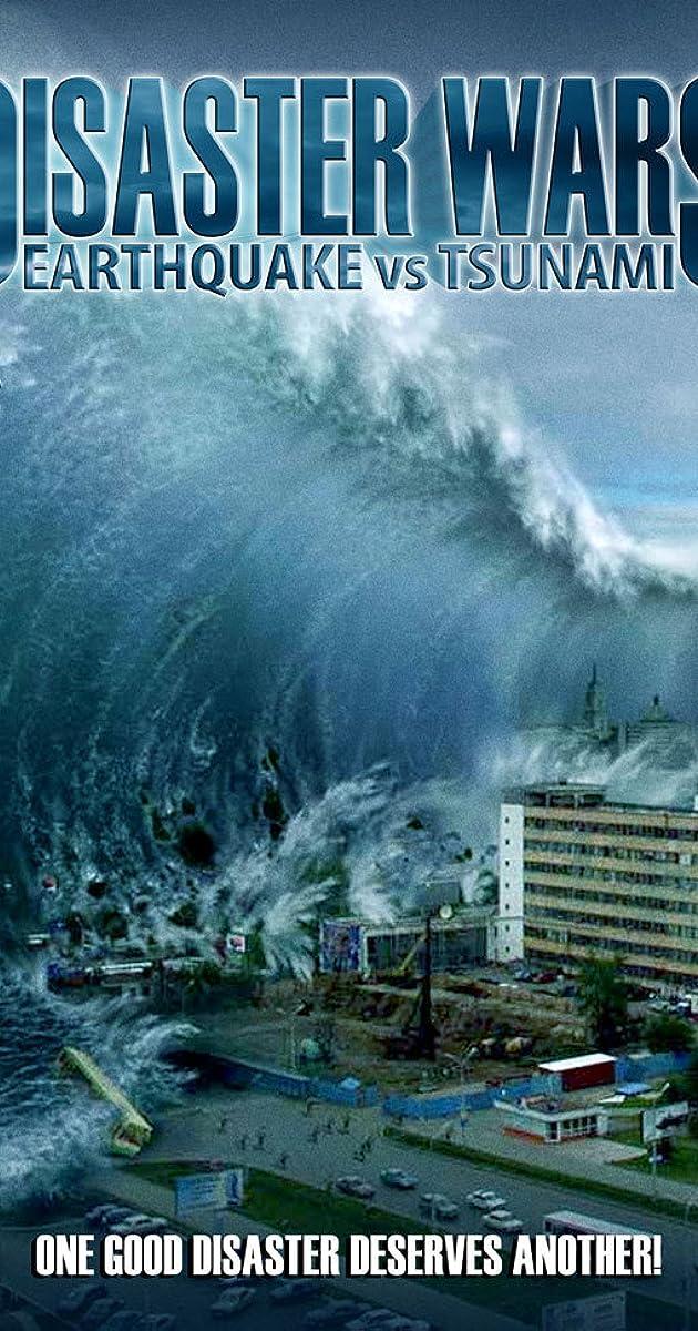 Subtitle of Disaster Wars: Earthquake vs. Tsunami