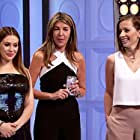 Alyssa Milano, Nina Garcia, and Barbara Meyer in Project Runway All Stars (2012)