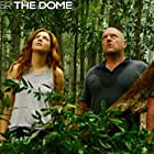Rachelle Lefevre and Dean Norris in Under the Dome (2013)