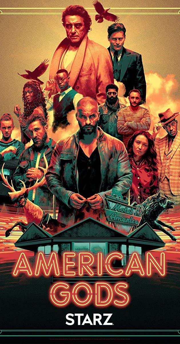 american gods serie deutsch