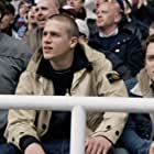 Elijah Wood, Charlie Hunnam, and Rafe Spall in Hooligans (2005)