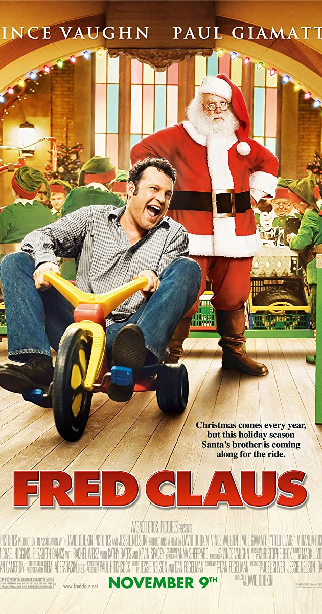 Subtitle of Fred Claus