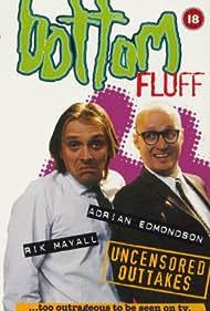 Adrian Edmondson and Rik Mayall in Bottom Fluff (1996)