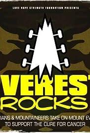 Everest Rocks Poster
