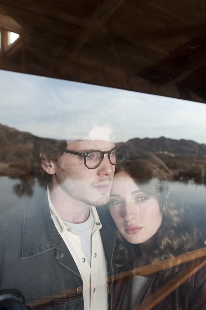 Anton Yelchin and María Valverde in Broken Horses (2015)