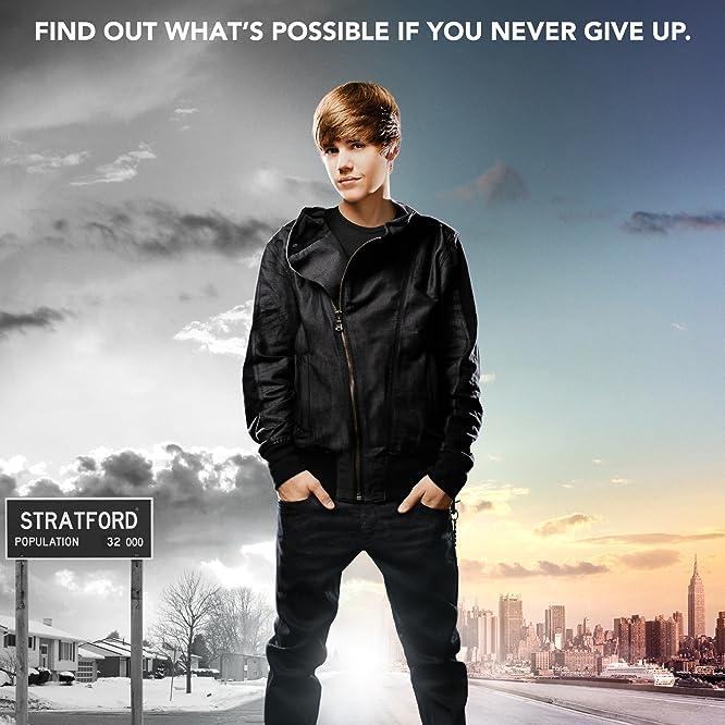 Justin Bieber in Justin Bieber: Never Say Never (2011)