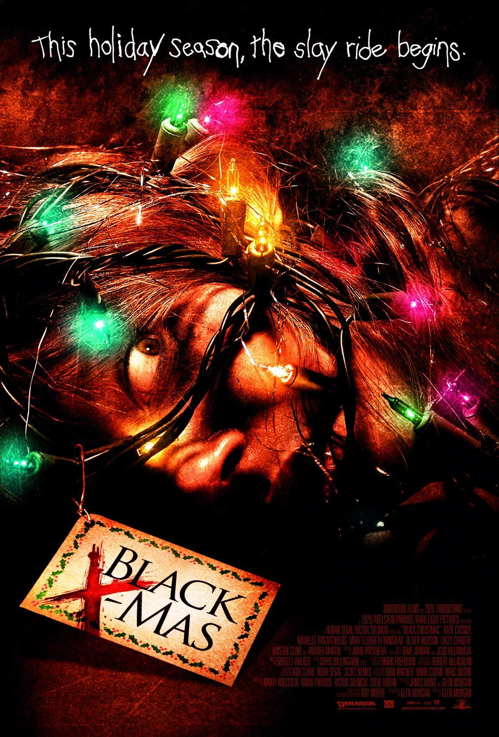 black christmas 2006 imdb - Why Is Christmas Called Xmas