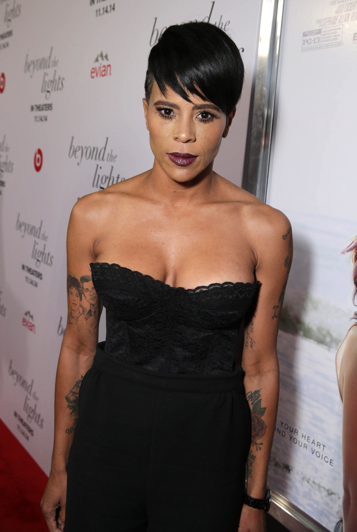 Laurieann Gibson at an event for Beyond the Lights (2014)