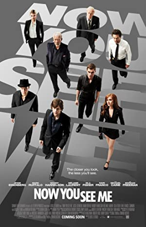 Download Now You See Me Dual Audio {Hindi-English} 480p [300MB] || 720p [1.2GB] || 1080p [1.8GB]