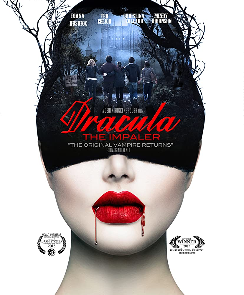 Dracula The Impaler 2013 Hindi Dual Audio 400MB BluRay 720p HEVC ESubs