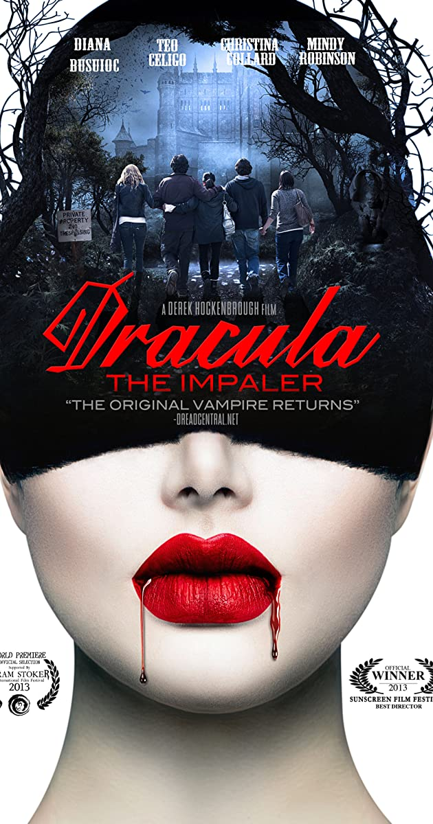 Subtitle of Dracula: The Impaler