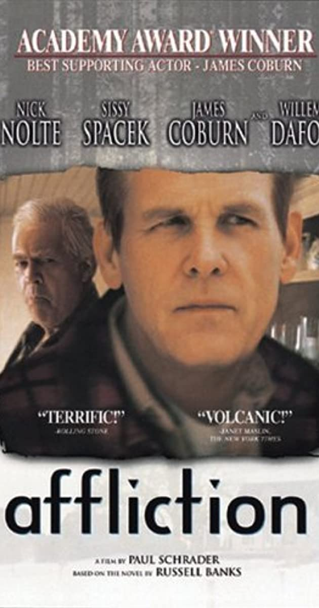 Watch Full HD Movie Affliction (1997)