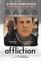Affliction (1997) Poster