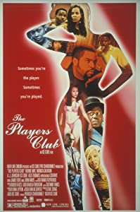 Movies websites download The Players Club USA [HDRip]