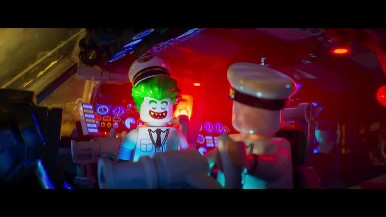 LEGO Batman - Il film full movie free download