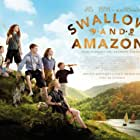 Orla Hill, Seren Hawkes, Dane Hughes, Teddie-Rose Malleson-Allen, Bobby McCulloch, and Hannah Jayne Thorp in Swallows and Amazons (2016)