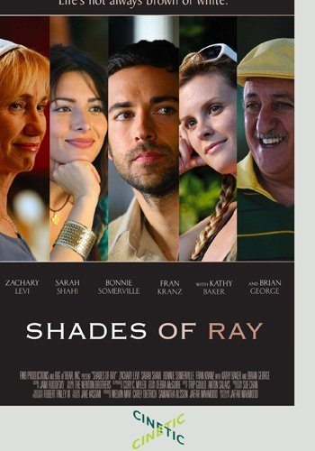 Kathy Baker, Brian George, Bonnie Somerville, Sarah Shahi, and Zachary Levi in Shades of Ray (2008)